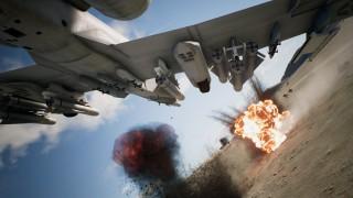 Bandai Namco показала самолёты из Ace Combat 7: Skies Unknown