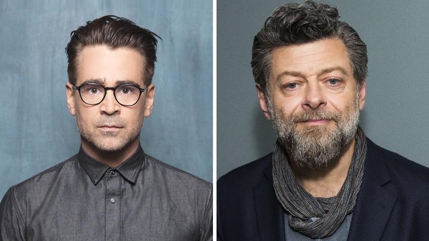 Колин Фаррелл и Энди Сёркис ведут переговоры о съёмках в новом «Бэтмене» [Обновлено]