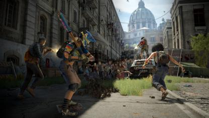 Свежий ролик World War Z: Aftermath показывает геймплей от первого лица