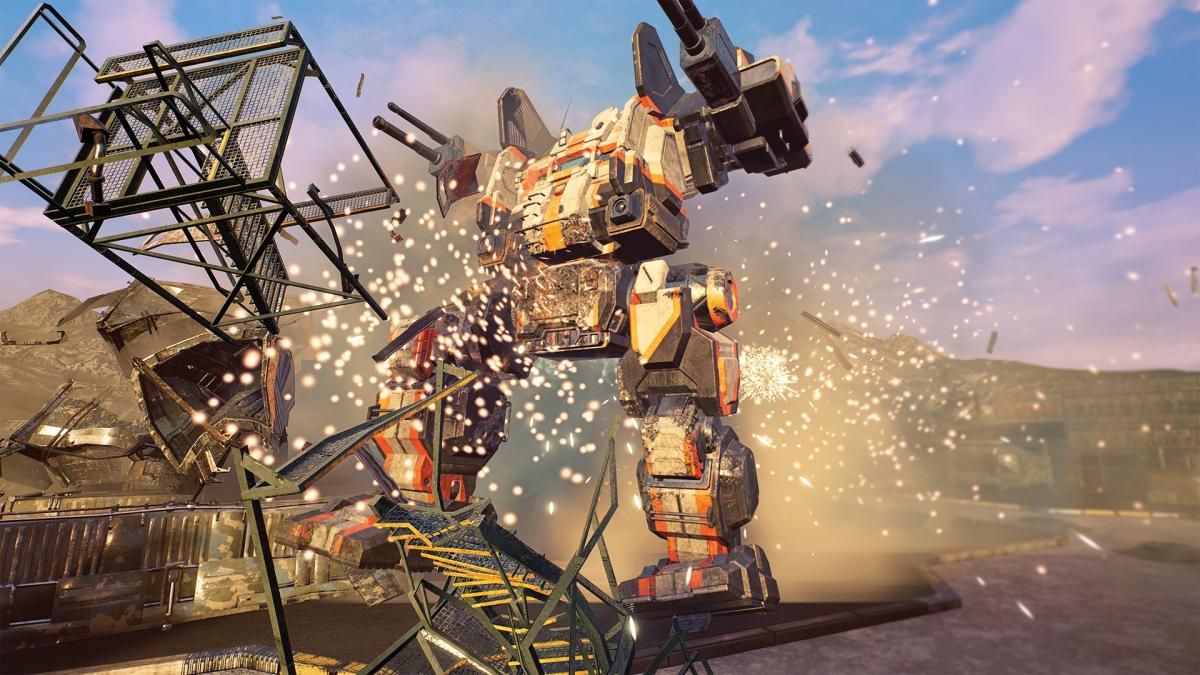 MechWarrior 5: Mercenaries не выйдет в этом году