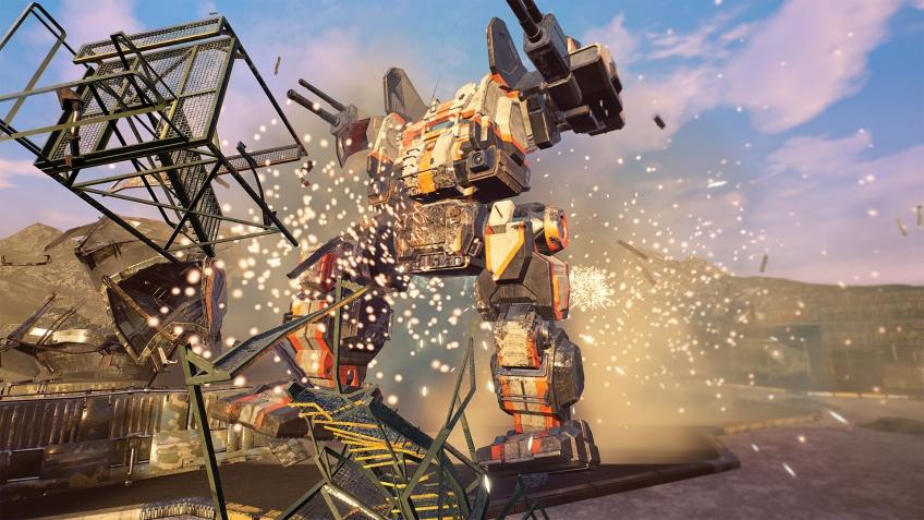 MechWarrior 5: Mercenaries— Релиз игры был перенесен