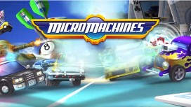 Micro Machines появится на мобильных устройствах