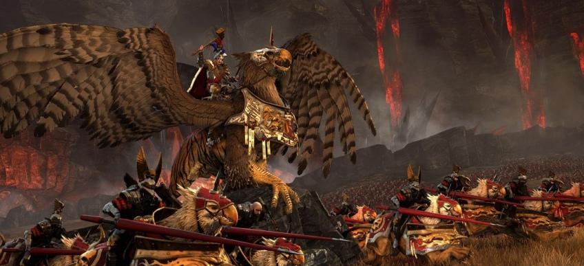 Император Карл Франц ведет армию в трейлере Total War: Warhammer