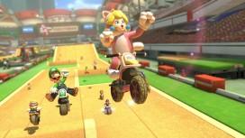 За один день в США раскупили почти полмиллиона Mario Kart8 Deluxe