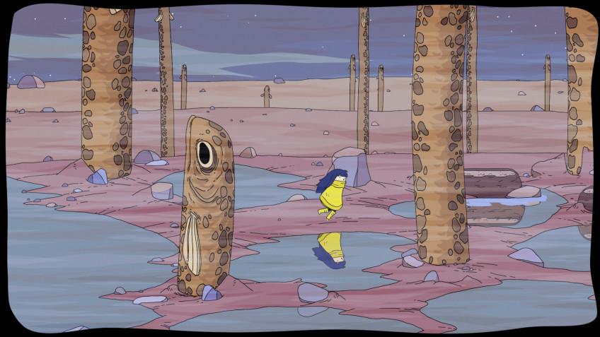 «Механическое» приключение Minute of Islands выходит18 марта