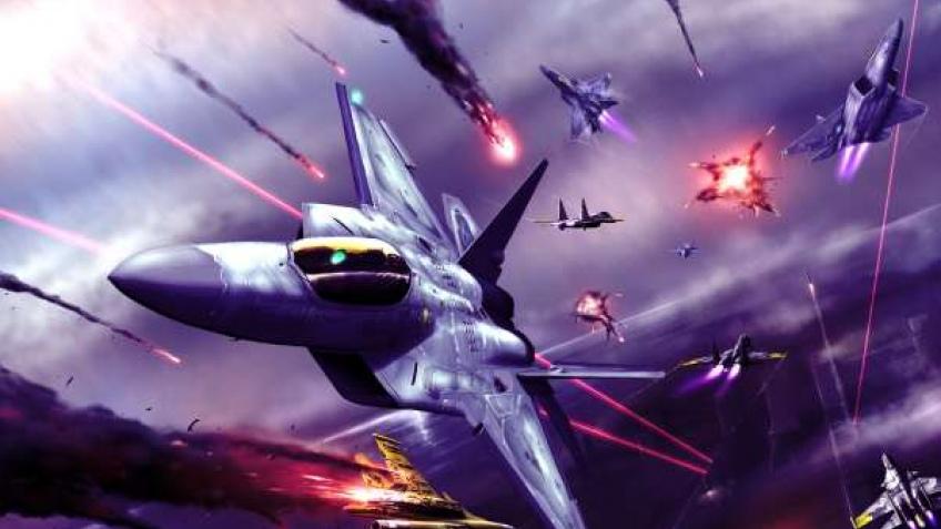 Новая часть Ace Combat будет бесплатной