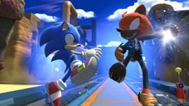 Платформер Sonic Forces получил дату релиза