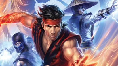 Смертельный турнир возвращается в трейлере мультфильма Mortal Kombat