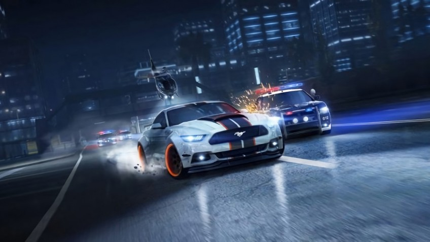 Жги резину: в сети появились первые 10 минут Need for Speed Heat
