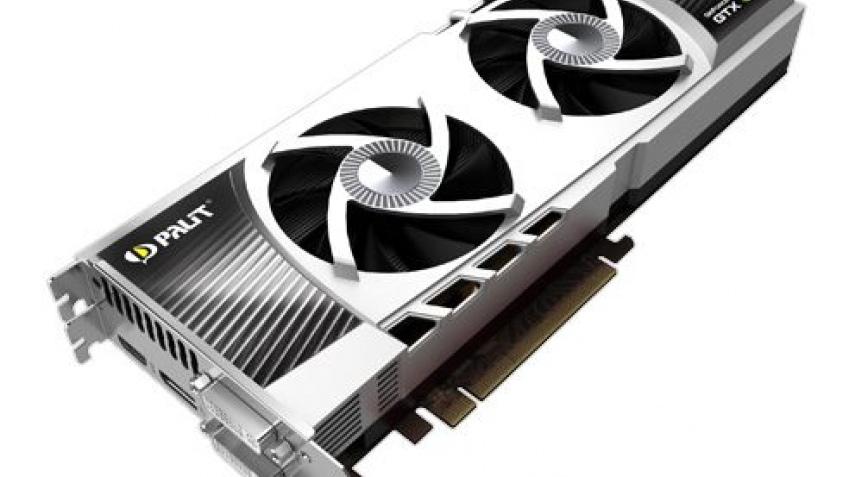 Оригинальная модификация GeForce GTX 570 имени Palit