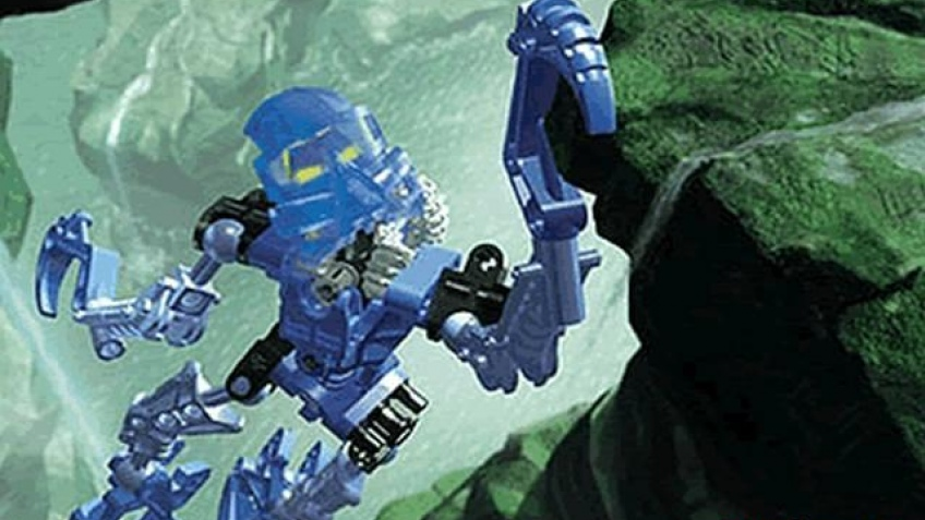 Bionicle Heroes в продаже