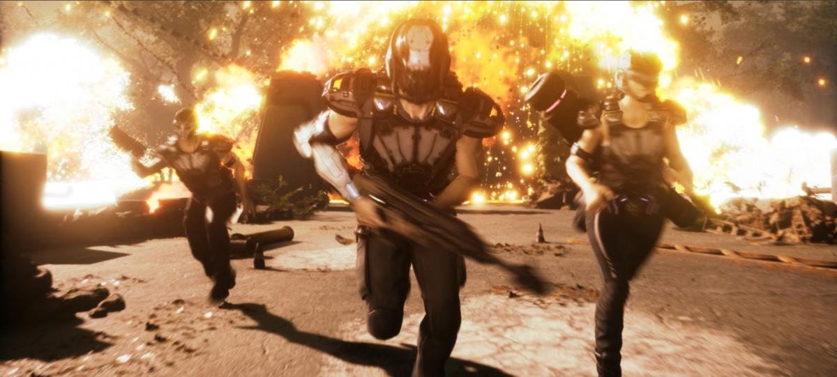 Housemarque собирается насытить Stormdivers аркадными элементами