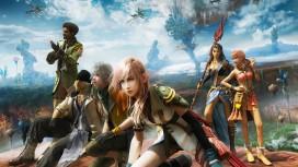 Microsoft и Square Enix масштабно улучшили трилогию Final Fantasy XIII для Xbox One X