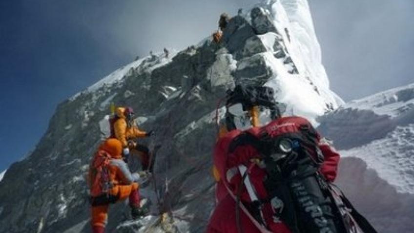 Эверест подключили к интернету