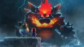 Новый Гран-при Tetris99 посвятили Super Mario 3D World + Bowser's Fury