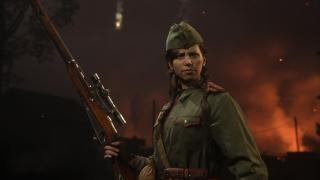 Бета-тестирование мультиплеера Call of Duty: Vanguard пройдёт в сентябре