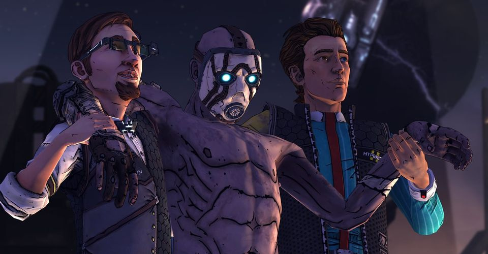 Tales from the Borderlands перевыпустят для PS5, Xbox Series и PC