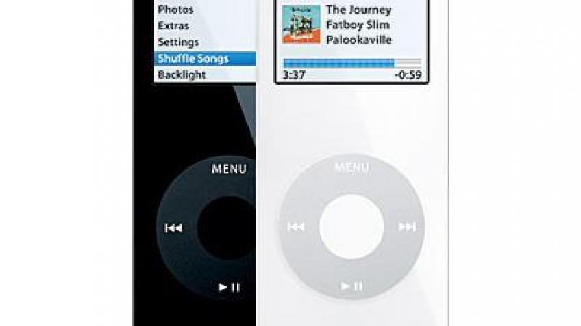 iPod станет алюминиевым