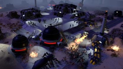 Starship Troopers — Terran Command: новая игра по «Звёздному десанту» выйдет в 2020 году