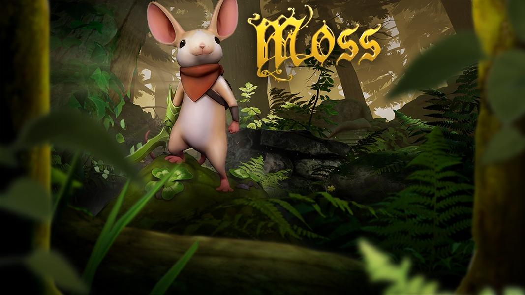 «Мышиное» приключение Moss получило дату релиза
