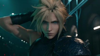 Опубликован вступительный ролик ремейка Final Fantasy VII