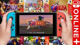 Инсайдер: в Nintendo Switch Online добавят игры для Nintendo64