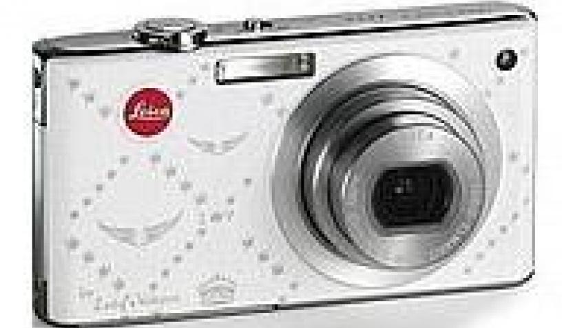 Leica показала камеры в оригинальном оформлении