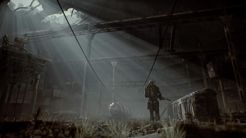 В новом тизере S.T.A.L.K.E.R.2 показали путепровод «Припять-1»
