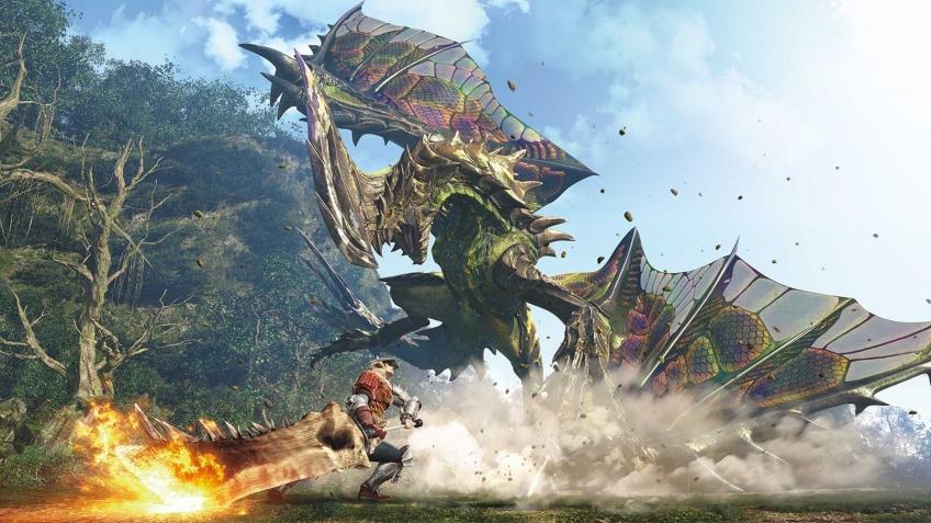 Создатели Monster Hunter World назвали дату релиза на консолях