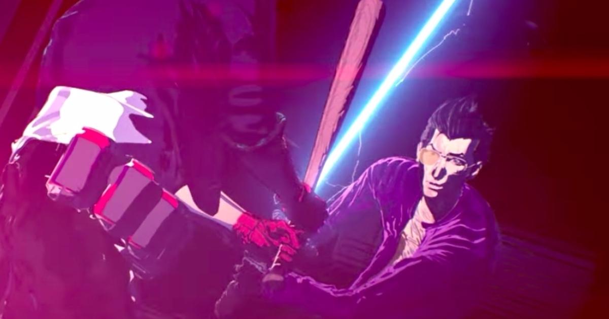 Suda51 рассказал об игре Travis Strikes Again: No More Heroes