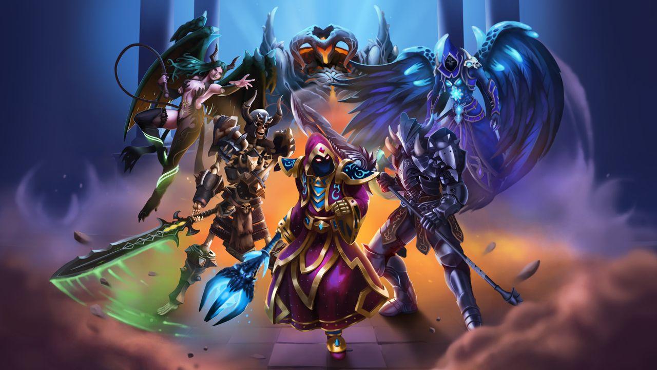 «Cardaclysm: Осколки Четырёх» выходит из раннего доступа26 февраля