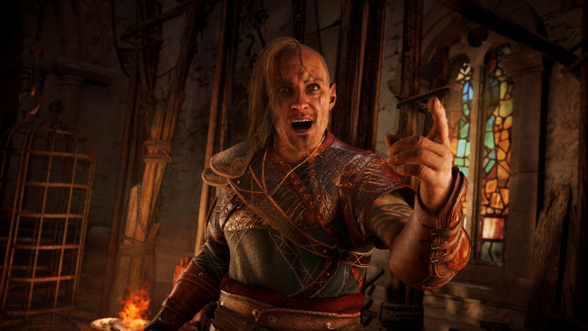 Как работает стелс и пример новых сайдов в Assassin's Creed Valhalla