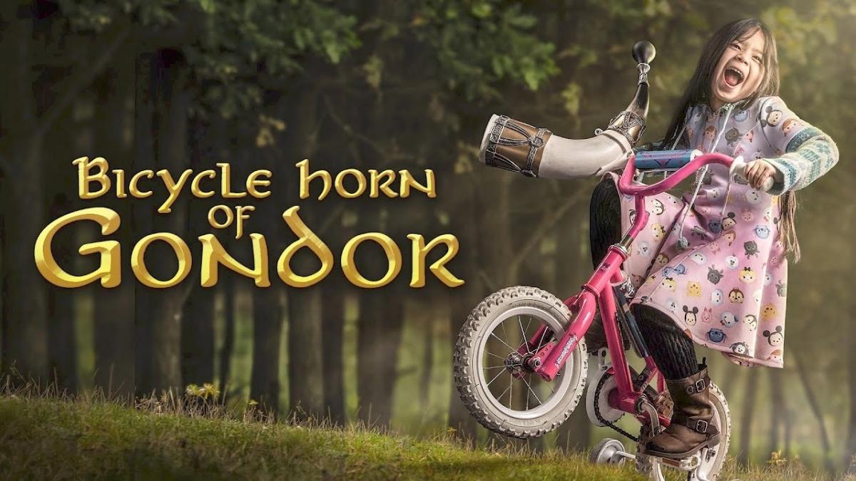 Магазин ThinkGeek продает велосипедный гудок в виде Рога Гондора