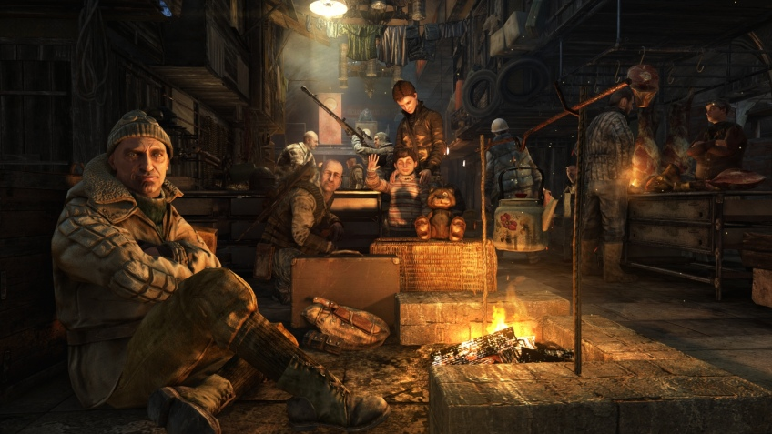 Бесплатная демоверсия Metro Redux появится на PS4 и Xbox One