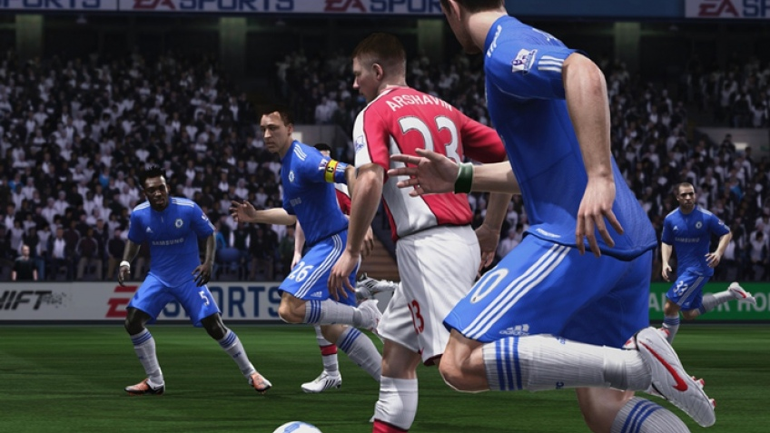 Чемпионат мира по виртуальному футболу
