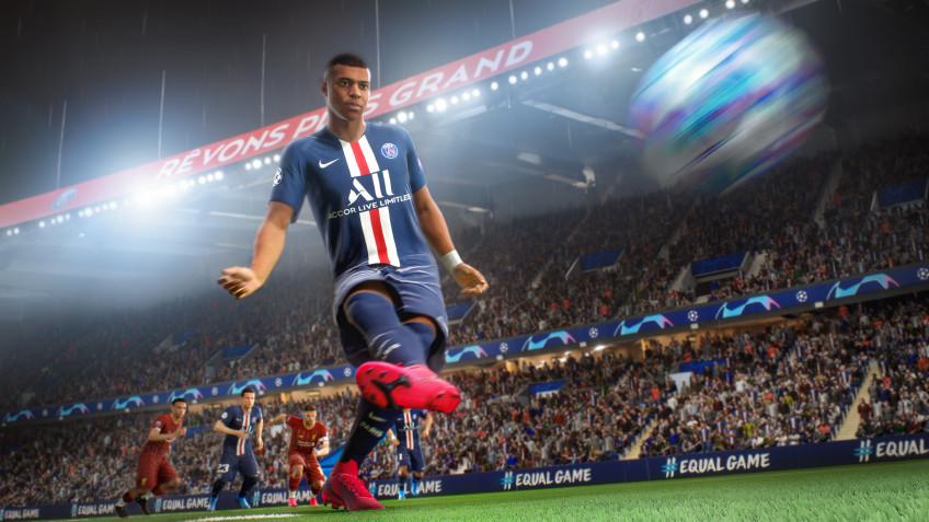 В PS Store начались предзаказы FIFA21 для PS4: её покупателям подарят версию для PS5