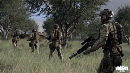 Arma 3 получит бесплатное дополнение Argo