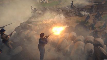 Battle Cry of Freedom получила страницу в Steam спустя почти9 лет после анонса