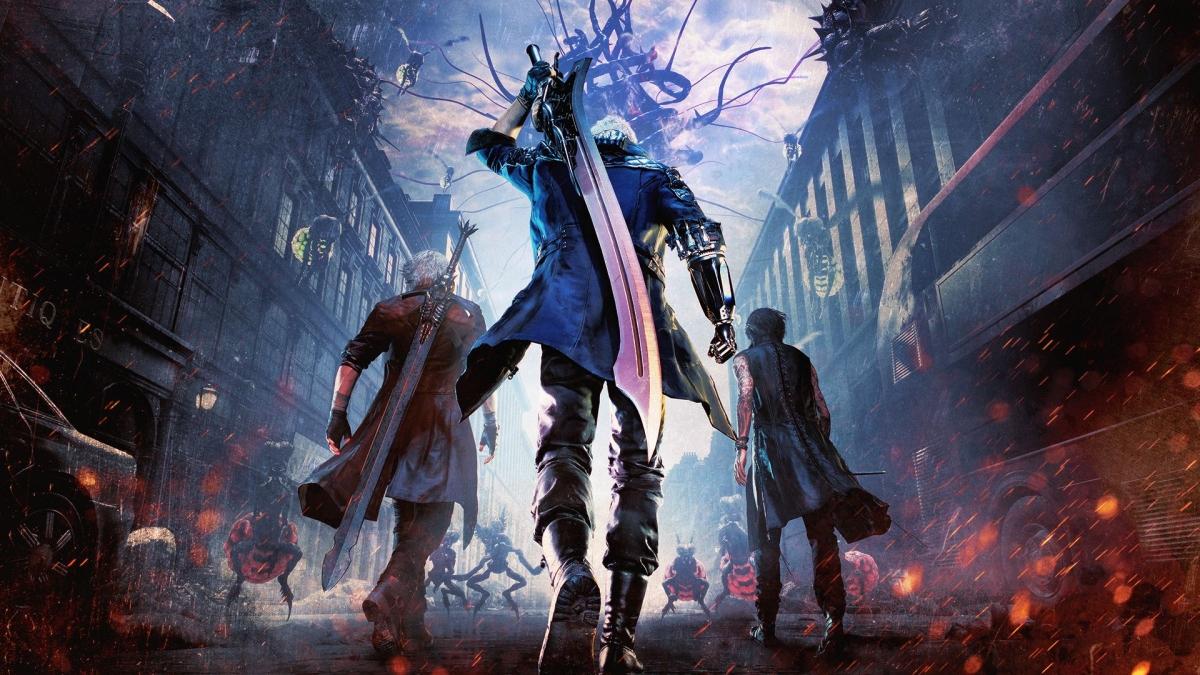 Devil May Cry5 можно пройти за 15–16 часов
