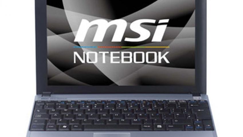 Eco-нетбук компании MSI