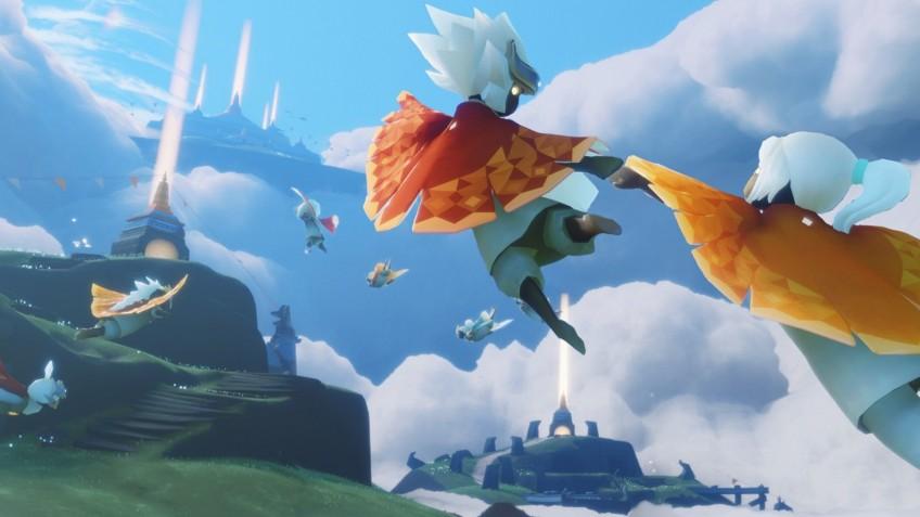 Sky: новая игра от авторов Journey наконец-то добралась до релиза