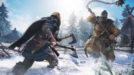 Новый патч Assassin's Creed Valhalla позволит настроить уровни врагов