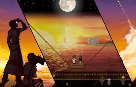 Готовим салфетки: по игре To The Moon снимут полнометражный мультфильм