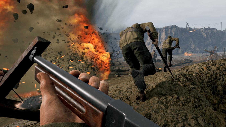 Для запуска Medal of Honor: Above and Beyond нужна хотя бы RTX 2080