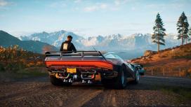 Благодаря скидкам Forza Horizon4 обновила свой рекорд по онлайну в Steam