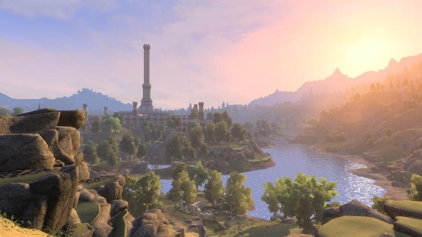 Новый трейлер модификации Skyblivion — Oblivion на движке Skyrim