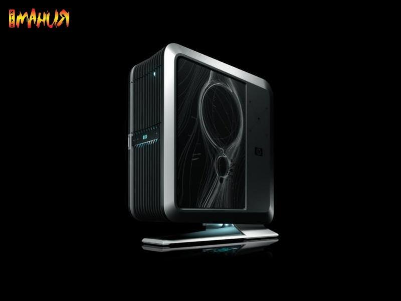 Настоящий геймерский компьютер от HP