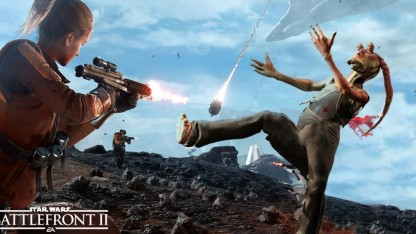 Премьера Star Wars Battlefront 2 не потрясла чарты