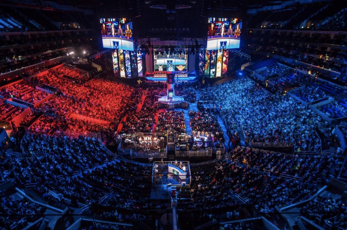 Riot Games представила League of Legends European Championship