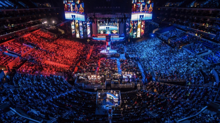 Riot Games представила League of Legends European Championship